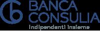 Logo banca Consulia